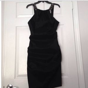 NWOT Xscape cocktail dress, size 4.